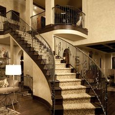 Stair Ballister Design, Pictures, Remodel, Decor and Ideas - page 23