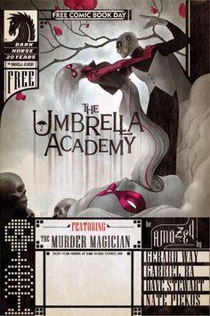 The Umbrella Academy: Free Comic Book Day (2007) - No. 1 | Zap-Kapow Comics