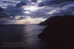 Greek sunset ... near Antirrio.  -- www.melawend.com