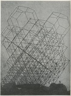 38 Raul graduated from The (UNAM) National University of Mexico, Architecture School in 1963 Studied in Prefabrication at CSTB in Paris 1965 Masters in Architecture from The Ulm. Raul Diaz, Geometry Angles, Abstract Geometric Art, Art Archive, School Architecture, Another World, Textures Patterns, Fractals, Facade