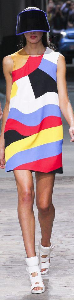 Spring 2015 Ready-to-Wear JC de Castelbajac