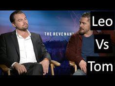 Leonardo Dicaprio Vs Tom Hardy Charisma Breakdown - YouTube