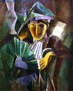 Picasso - Fernande Olivier