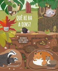 Què hi ha a dins? I 59 BAN Animals. Oliver Jeffers, National Geographic, Beaver Lodge, Elf Owl, Le Castor, Prickly Cactus, Giant Animals, Album Jeunesse, Frequent Flyer Program