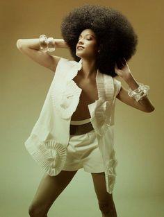 big afro | Uploaded to Pinterest