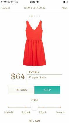 Stitch Fix Everly Poppie Dress