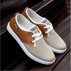 Cheap Men's Fashion Sneakers, Buy Directly from China Suppliers:                                                              Spring and autumn men's casual shoes Korean version