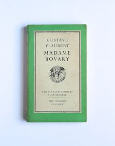 Madame Bovary by Gustave Flaubert 1950s by AnemoneReadsVintage