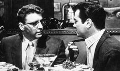 The Sweet Smell of Success (1957) | Burt Lancaster, Tony Curtis | 5/5 stars: Film noir at its best with careful angles and shadows everywhere, this classic movie is about corruption, power, control, and the truth that love doesn't always triumph - and you can still survive. The latter is not the focus, but it does end up as the message. Lancaster is absolutely perfect in this role filled with manipulation and nastiness. #movie #film #review #drama #filmnoir