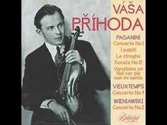 Vasa Prihoda plays Le Streghe by Paganini