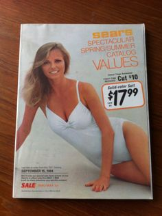Sears 1984 Spring/Summer Catalog Values Cheryl Tieg Vintage Styles Clothing Fashions by vintagebaron on Etsy