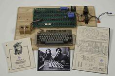 【スライドショー】クリスティーズの競売に出品されたアップルのレア物コンピューター - WSJ.com