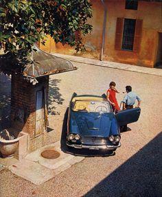 terta:   Lancia Flaminia 3C Convertible  (the guy... - La Velocita'