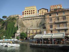Sorrento port.