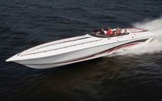Fountain Racing Off-Shore Power Boats ...XoXo
