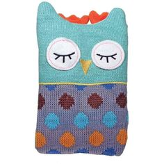 Cozy Critter Neck Warmer - Owl - now only $22.00!  #YouKnowYouWantIt #UnusualGifts #allgiftythings #UniqueGifts #karmakiss