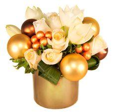 golden wedding centrepieces - Google Search