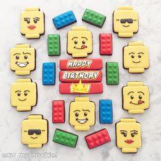 Lego Cookies, Mavis, Sleepover, Lily, Sugar, Good Things, Children, Desserts, Instagram