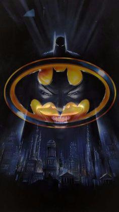 Batman And Batgirl, I Am Batman, Batman Arkham, Batman Comic Wallpaper, Batman Artwork, Michael Keaton Batman, Dc Comics, Der Joker, Batman Poster