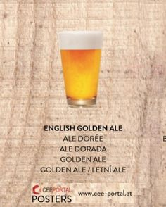 ENGLISH GOLDEN SUMMER ALE LETNÍ ALE Ale, English, Summer, Shopping, Foods, Summer Time, Ale Beer, English Language, Ales