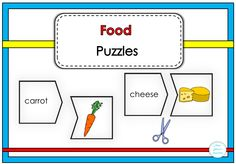 $ Food Puzzles
