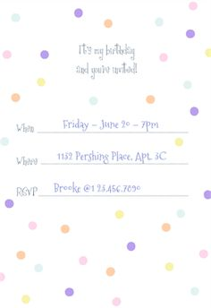 """Party Invitations Templates Free Downloads Party Pose"""" Printable Invitation Templatecustomize Add Text And ."""
