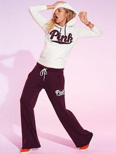 Boyfriend Pant - PINK - Victoria's Secret