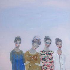 untitled work by Kristin Vestgård  (artisticmoods)
