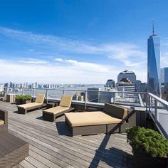 This is what a $118 Million view looks like  | Ritz Carlton NYC penthouse by lux.haute