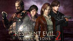 Resident Evil Revelations 2 – Trailer e Lançamento!