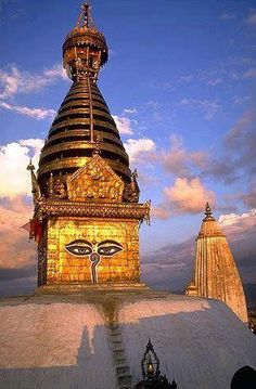 Kathmandu is an exotic getaway for those of you interested in adventure travel. #GoTravel