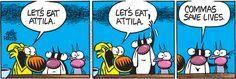 ❤ =^..^= ❤  Mother Goose & Grimm   Comics and Games - seattlepi.com
