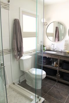 """Bathroom Quick Makeover the """"get me out of here quick"""" bathroom makeover 