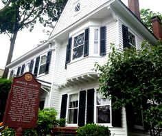 Hopper House - birthplace and childhood home of American artist Edward Hopper Photo: Julie Farin