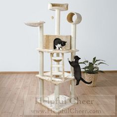 Trixie Montilla Cat Playground - at - 0153 - Your Online Cat Supplies Store