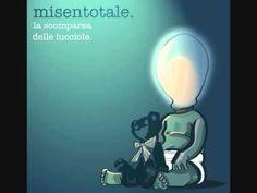 """Illustrazione per il brano """"La scomparsa delle lucciole"""", del progetto musicale Misentotale"""