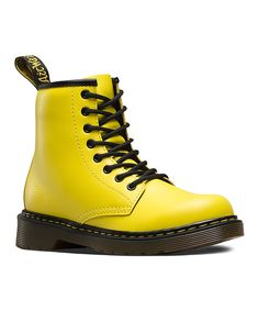 Look at this Wild Yellow Delaney Boot on #zulily today!