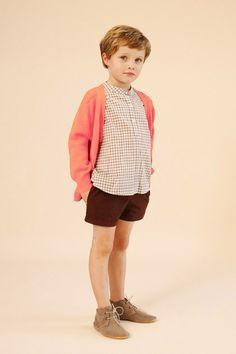 Little Hipster Boy