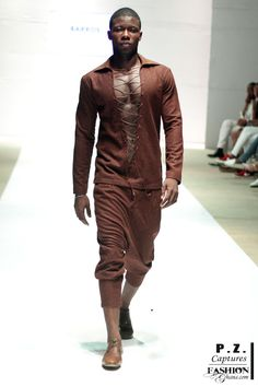 Barros Coulibaly     Accra Mens Fashion Week 2016 #Menswear #Trends #Tendencias #Moda Hombre
