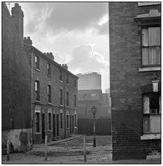 Probably Cambridge Place, Birmingham 1963 Birmingham 1963, Birmingham City Centre, Council Estate, Broken Window, Sense Of Place, Slums, Old Town, Countryside, New York Skyline