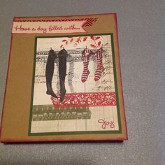 Corinna's Crafts: November Hearts of the West Blog hop