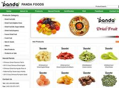As one of leading global suppliers, manufacturers, exporters & wholesalers of bulk dried fruits, Nuts, seeds & Kernels in China, Panda Foods is committed to supply best quality products, best service & best price.