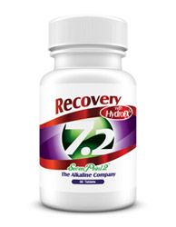 7.2 Recovery with HydroFX  Recovery HydroFx it's frigging amazing and increases the alkalinity like crazy