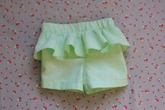 CraftingZuzzy: Peplum shorts for Shorts on the Line