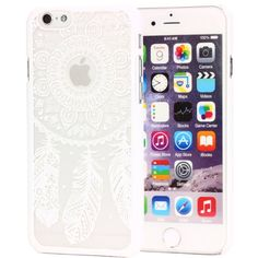 Apple IPhone 6/6S Handyhülle von original Urcover® in der Premium Feather Edition Backcase IPhone 6/6S Schutzhülle Case Cover Etui Weiß: Amazon.de: Elektronik 13,90€