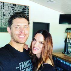 Jensen and Danneel, FBBC, 2018