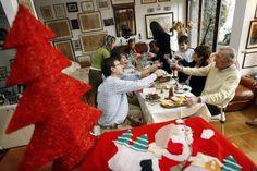 Come sistemare la casa per gli ospiti durante le Feste