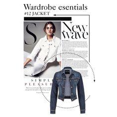 Wardrobe esentials: jacket