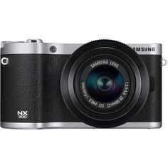 Samsung NX300 Smart Wi-Fi Digital Camera Body & 20-50mm Lens (Black) - http://www.digitalcameraoptics.com/samsung-nx300-smart-wi-fi-digital-camera-body-20-50mm-lens-black/