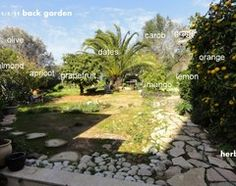 Recipe for Mediterranean Edible Garden Style
